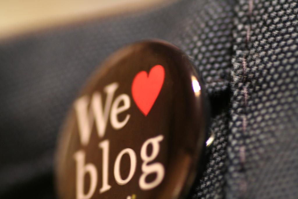 Un Blogger, ¿nace o se hace?