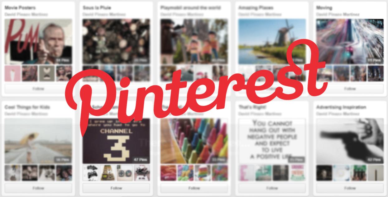Las 10 claves del éxito de Pinterest [Infografía]