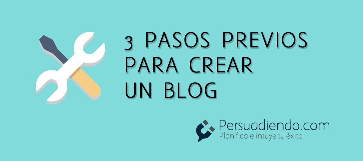 3 cosas que debes saber antes de empezar con tu Blog