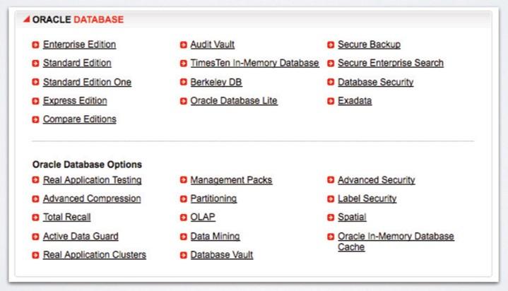 estructura informacion web