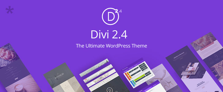 Divi, theme de WordPress