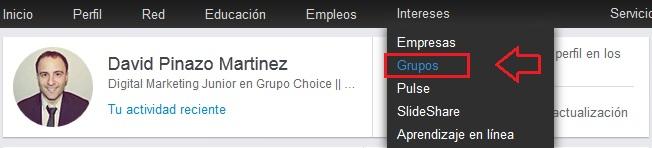 Cómo crear un grupo en LinkedIn