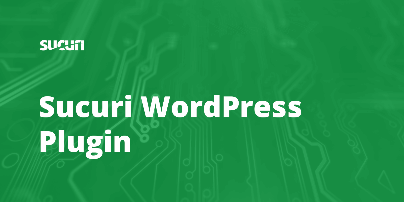Sucuri Security, plugin para seguridad WordPress y Análisis de Malware