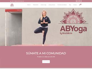 Centro de Yoga Alicia Beltrán